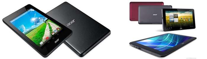 Service Tablete Acer