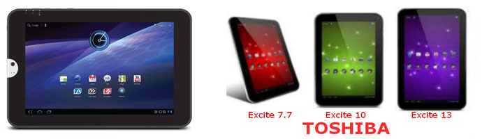 Service Tablete Toshiba