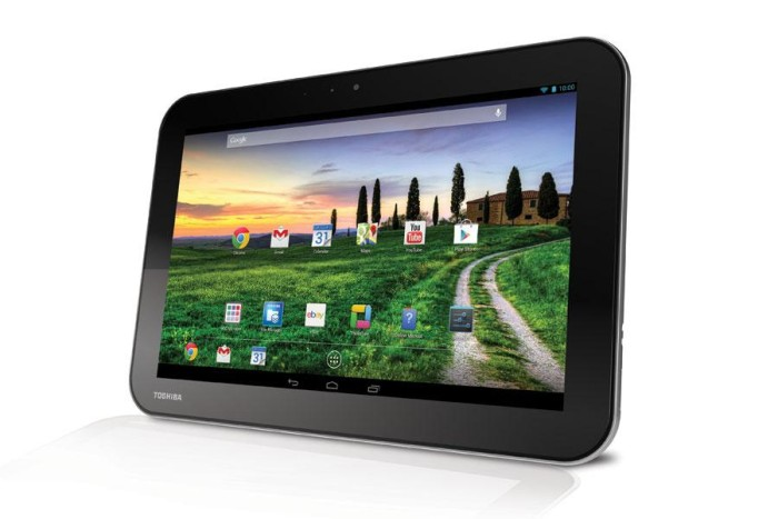 Reparam defecte la Tableta Toshiba Excite AT10-A