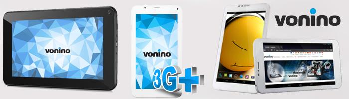 service tablete vonino