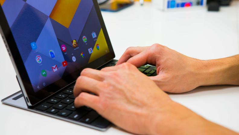 Tableta Google Pixel C